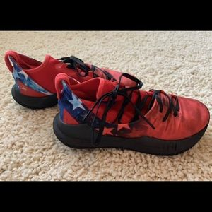 Customized • Under Armour shoes